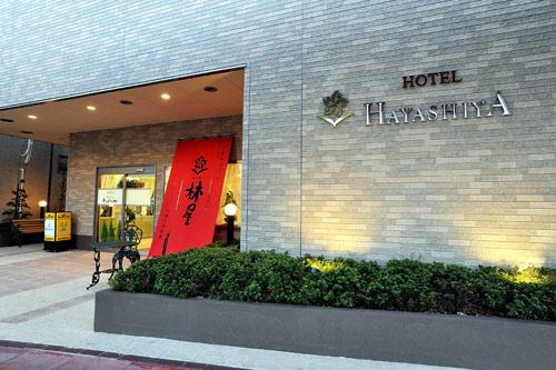 HOTEL HAYASHIYA 石巻