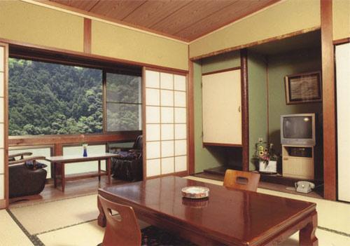 十津川温泉 旅館平谷荘