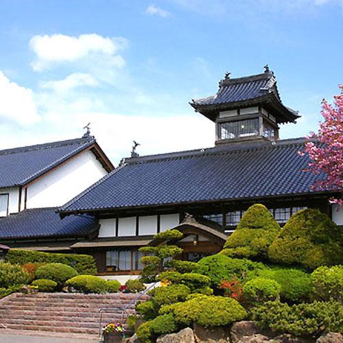 料亭・温泉旅館 小樽平磯温泉湯元 銀鱗荘<北海道>