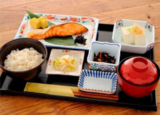 Breakfast Sample 1 ( Japanese-Style )