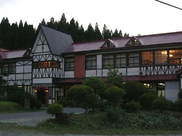 沼沢湖山荘
