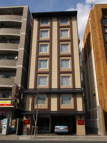Caede hotel 京都三条