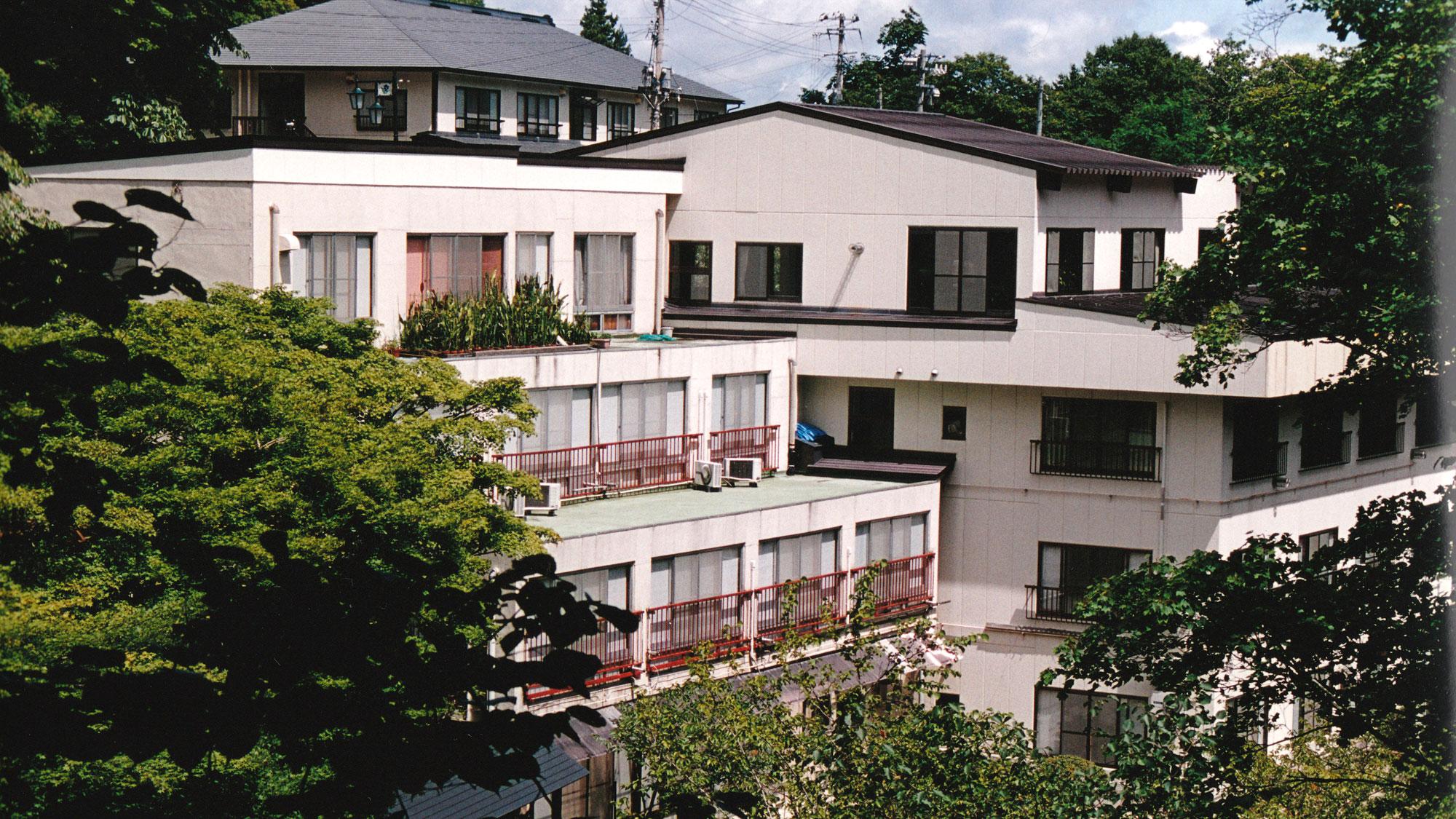 二岐温泉柏屋旅館