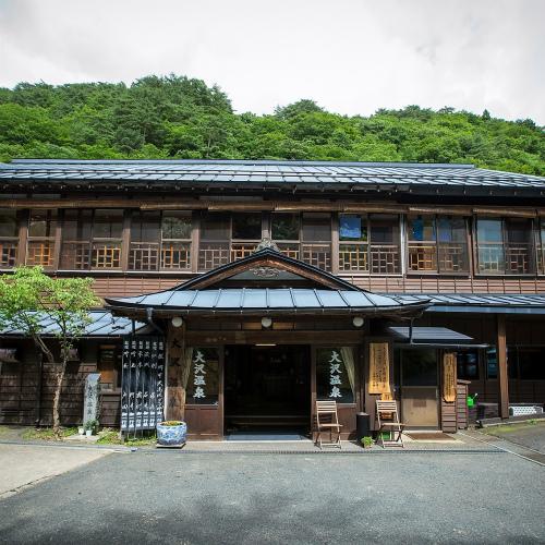 千二百年の湯めぐり 大沢温泉 賢治ゆかりの自炊部「湯治屋」