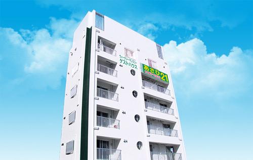 あさひ21 旭橋駅前◆楽天トラベル