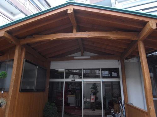 民宿 ふじ荘