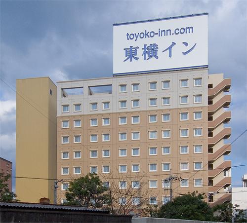 東横イン小倉駅新幹線口