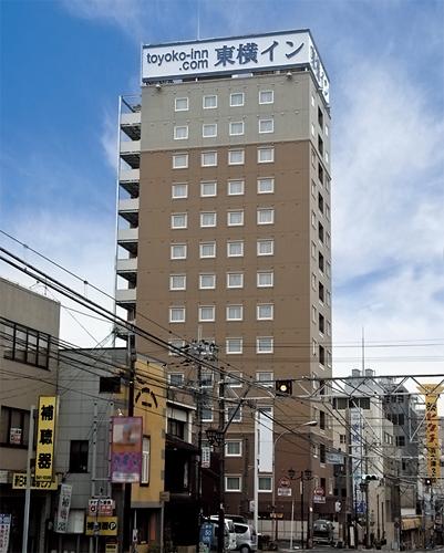 東横イン京都琵琶湖大津
