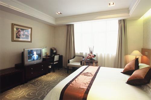 更多房型与房价 上海东湖宾馆信息 附加信息 中西式自助早餐价:88