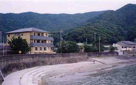 民宿 波満の家