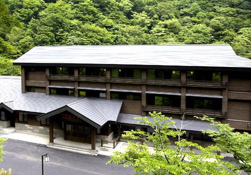 元湯甲子温泉旅館大黒屋