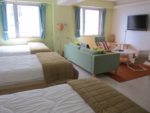 ホテル ハッピーホリデー石垣島 <石垣島>