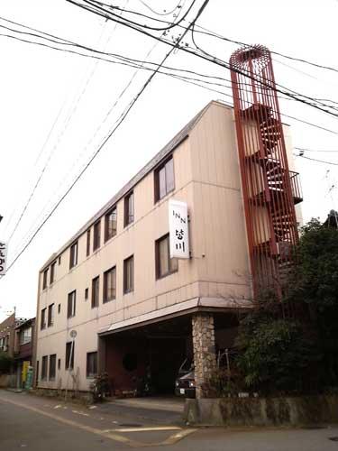 INN 皆川旅館
