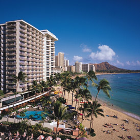 The Outrigger Waikiki on the Beach