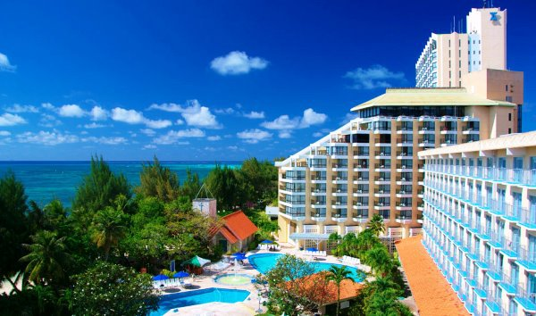 Hafadai Beach Hotel