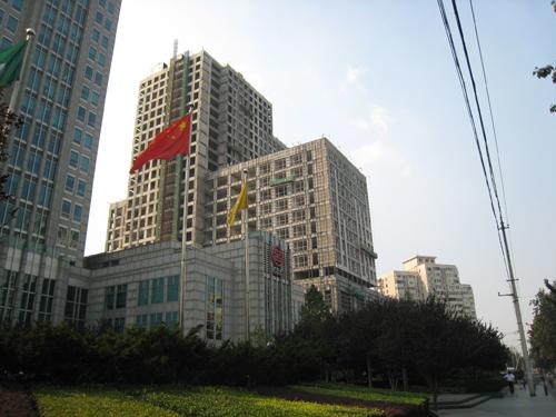 Shangru Jianguomen Apartment Hotel