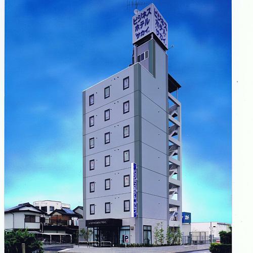 ビジネスホテル「サカイ」