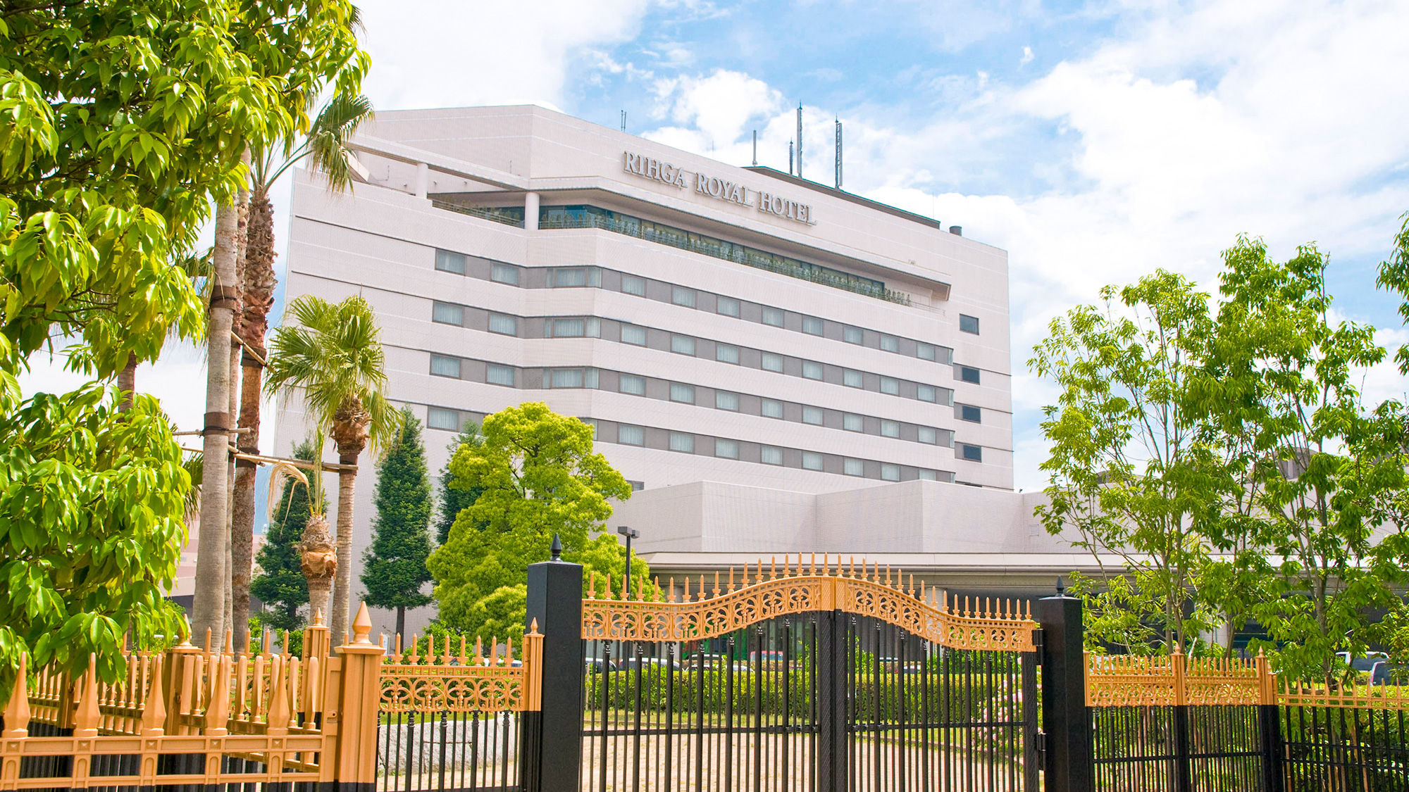 リーガロイヤルホテル新居浜