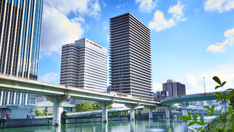 ANAクラウンプラザホテル大阪 (旧 大阪全日空ホテル)