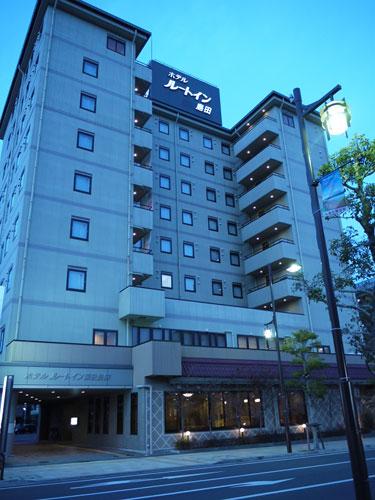 ホテルルートイン島田駅前