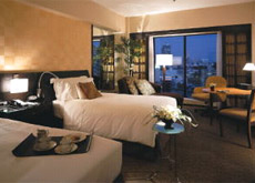 Deluxe Twin Room ( Premium Floor )