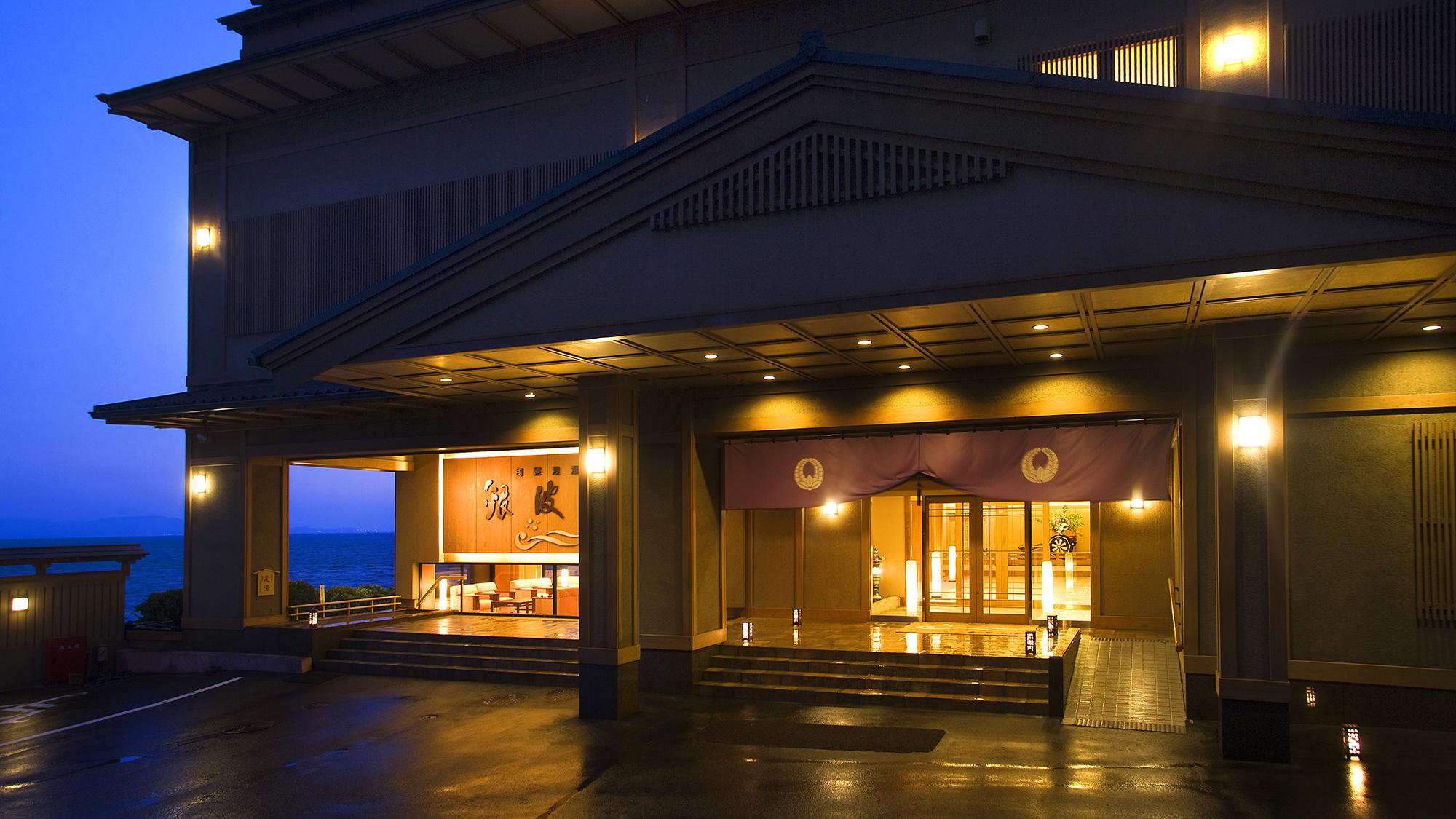 絶景露天に癒され三河の美味を五感で楽しむ宿 旬景浪漫 銀波荘