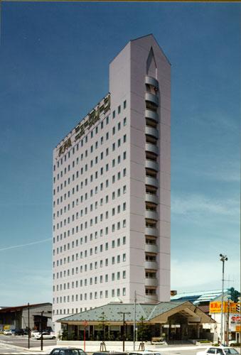 ホテル ニューグリーン柏崎