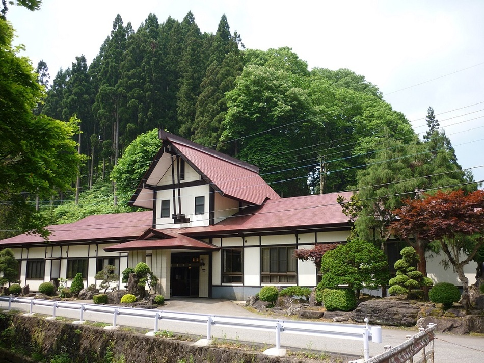 岩倉温泉 岩倉ホテル