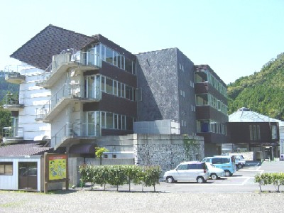 ホテル松葉川温泉