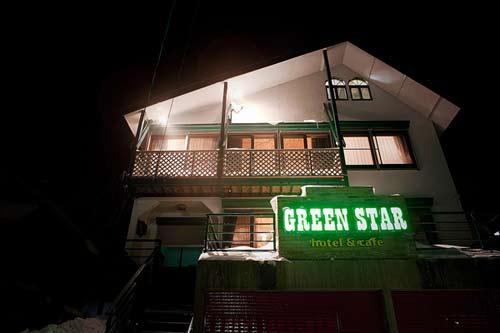 hotel green star