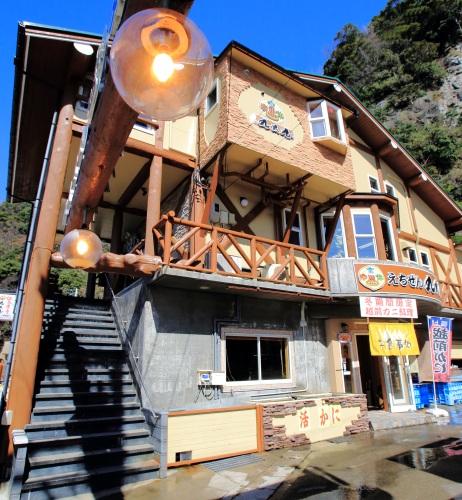全4室の小さな温泉宿 ゆ・食・遊 えちぜん丸太屋