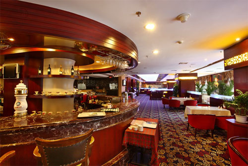 内部设施以欧式古典造型设计装修,建筑面积29000平方米,共24层.