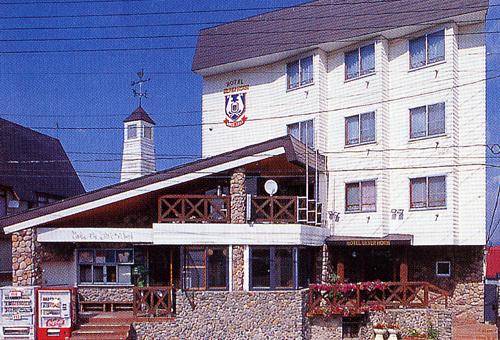 ホテル シルバーホーン