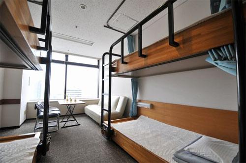 東京セントラルユースホステル