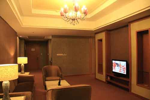 EXECUTIVE SUITE ROOM B