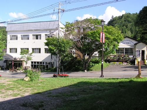 糠平温泉ホテル