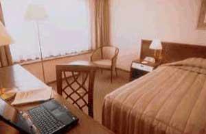 鹿島セントラルホテル 新館(日通旅行提供)