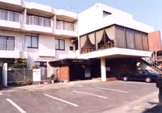 ホテル橋本