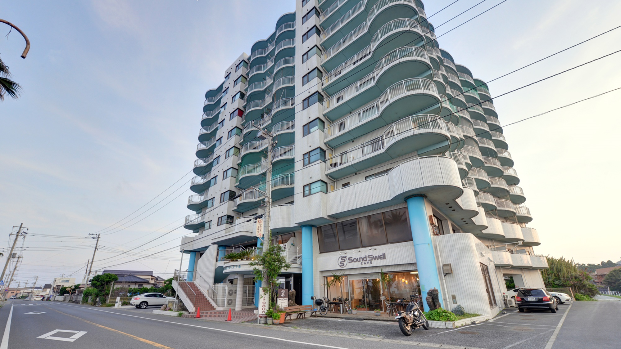 海辺の町 千倉 Sound Swell Resort