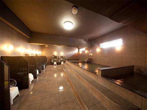 別府温泉 カプセルホテル グロリア 画像