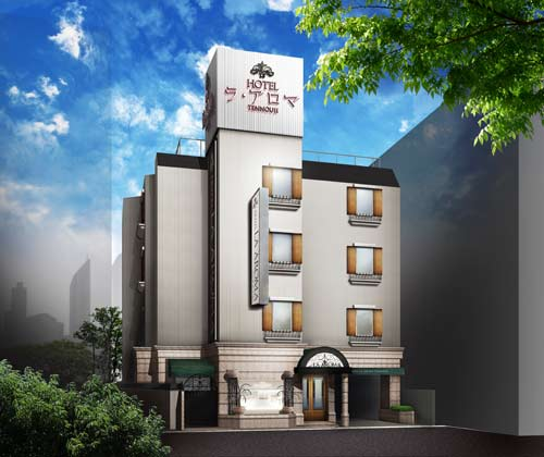 ホテル ラ・アロマ天王寺