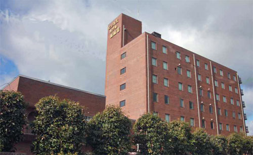 ビジネスホテル歴城荘