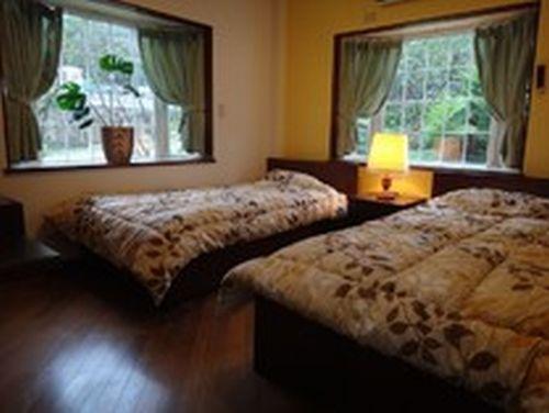 リゾートペンションHowdyの部屋画像