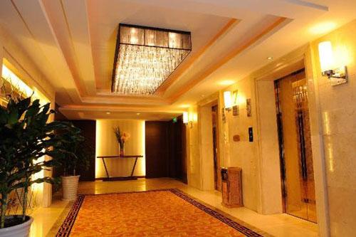 上海天虹国际大酒店      上海天虹国际大酒店地处虹口区水电路,为
