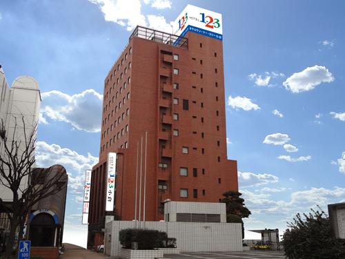 ホテル1ー2ー3小倉(旧:コクラセントラルイン)