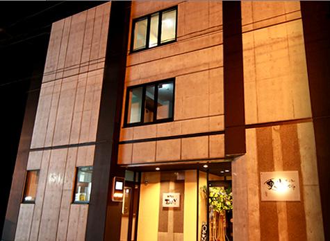 ホテル エンヴィ本館