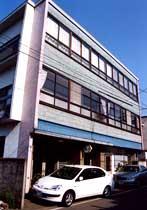 吉村館の外観