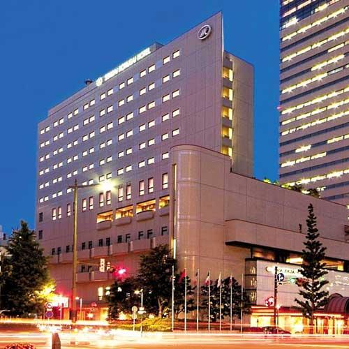 【新幹線付プラン】仙台国際ホテル(びゅうトラベルサービス提供)