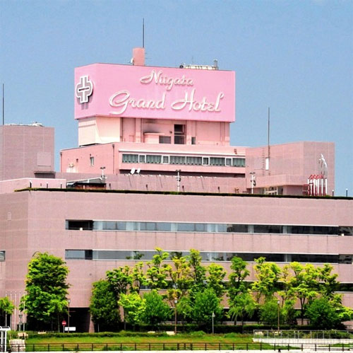 【新幹線付プラン】新潟グランドホテル(びゅうトラベルサービス提供)