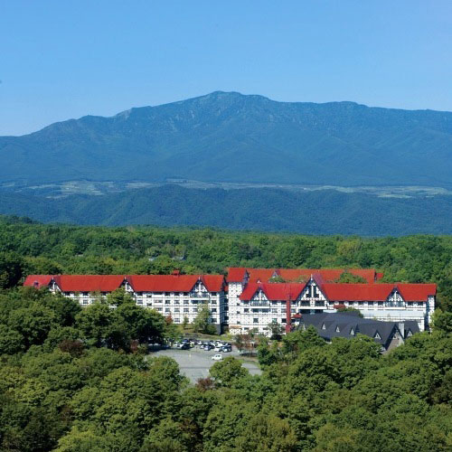 【新幹線付プラン】奥軽井沢温泉 ホテルグリーンプラザ軽井沢(びゅうトラベルサービス提供)